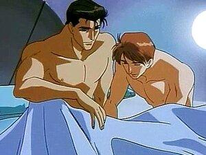 Anime gay porra seu cu menino