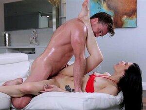 Kyle Deep plowing Sadie Blakes coughty pussy em