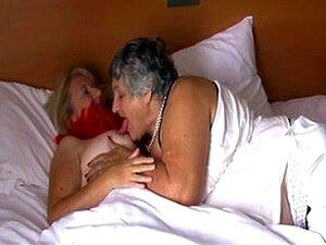 Vovó Lésbicas XXX
