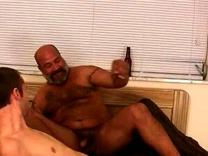 Peludo urso gay porra sext part1