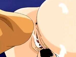 O escravo hentai é fodido