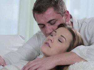 DaneJones Natural youn girl enjoys foreplay before