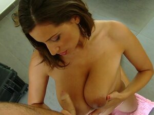 Sensual Jane gets her ass fucked and covered with