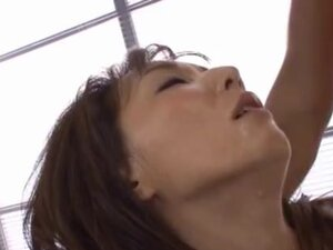 Shiho Asian teacher is kinky and pisses, Shiho is