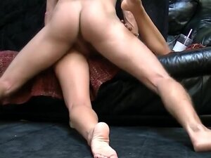 Hot session in our sex room,