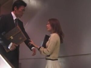 Reira Amane in Dirty High School Teacher part 1,