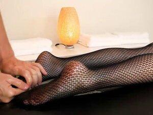 Arya Faye in bodysuit lingerie smashed by big hard