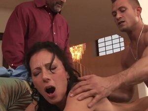 Wife Zoey Holloway Swaps Her Cuckold Husbands Limp