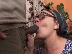 Fabulous pornstar in hottest interracial, facial