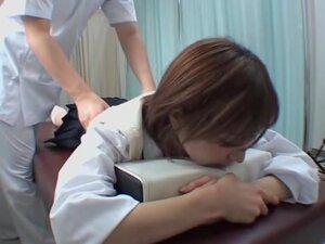 Big booty Japanese fingered in spy cam erotic