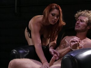 Edyn Blair will do anything to make a horny man's