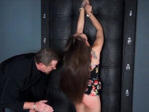 Helpless Ziggy Star has all her holes rammed