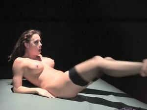 Anal Therapy, To help her out with her