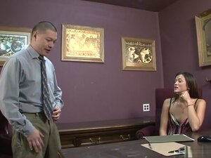 Hottest pornstar Cece Stone in exotic blowjob,