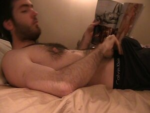 Hot guy solo jack off