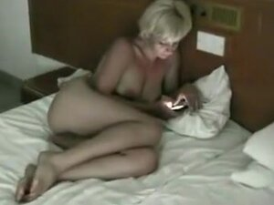 Deep anal sex in missionary position blonde wife,