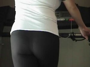 Sexy Milf Workout Ignore Fetish Ass Worship