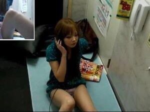 Hidden Japanese Video Room Uncensored