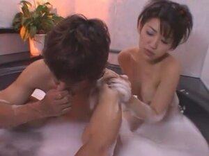 Fabulous Japanese whore Emi Kitagawa in Amazing