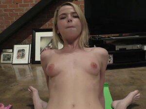 Yoga Slut Alina West takes anal fucking