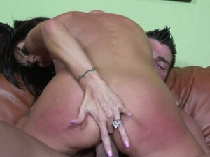 Busty cheating wife fucked and facialized