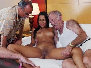 Nikki Kay in Staycation With A Latin Hottie -