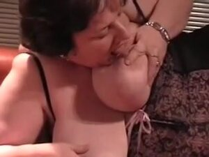 Me and my busty short-haired wife have fun on