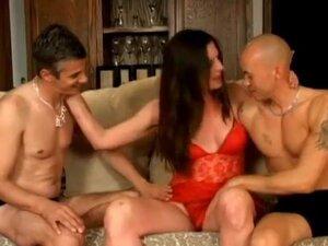 Amazing aroused bisexual fucks part1