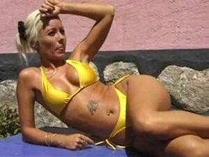 Dorthe Damsgaard Hot Danish blonde - XXX PORN