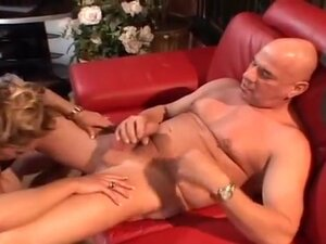 Kelly Leigh Takes Load From Rod Fontana,