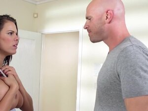 Stay the Fuck Outta My Room, Johnny Sins has an
