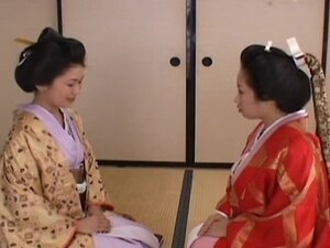 Japanese Porn Tradition of the inner palace Part2