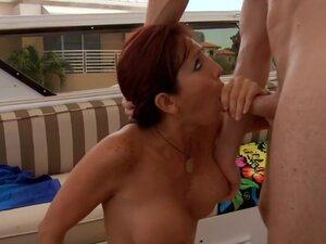 Tara Holiday & Levi Cash in My Friends Hot Mom,