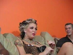 pretty Candy Monroe enjoys hardcore fuck while her