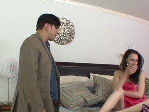 Tiffany Love in Teen Babysitters #4, Tiffany Love