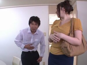 Aoi Aoyama in Lascivious Lady Seduces with Dirty