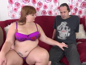Fat Vixen Tiffany Star Sucks Cock and Gets Banged,