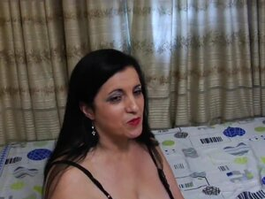 50 years old, a mature who can cum like a man,