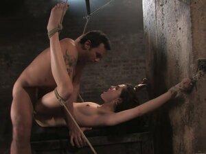 The Journalist Sasha Greys First Bondage Movie,