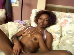 Petite Ebony Candy With A Perfect Booty, Wesley