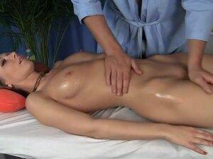 Woman massage therapist screwed