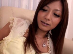 Hottest Japanese girl Haruki Sato in Horny