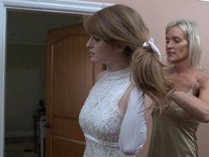 Beautiful bride Faye Reagan is seduced by a