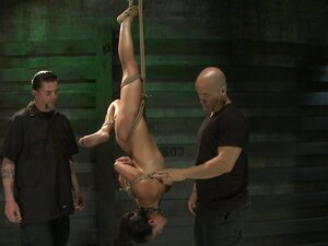 Training Adrianna Luna-Day 1 - TheTrainingofO, A