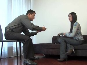 Fake Porn Casting To A Gorgeous Colombian Babe,