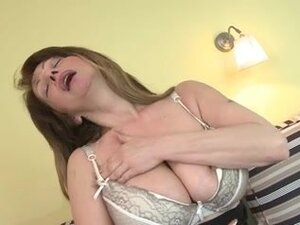 Mature beauty is one nasty whore, Pervy mum likes