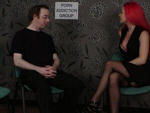 Ginger cfnm mistress mock