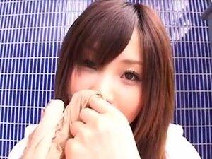 Saki Tsuji - Japanese Foot Fetish