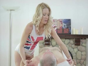 The young masseuse and the old man (part1