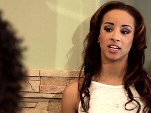 Ebony stepmom queens and scissors gorgeous babe,